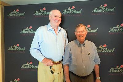 Dan Wier and Brock Robertson
