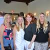 Laura Hatchman, Paige Hutton, Bridget Goodbody and Jen Stewart