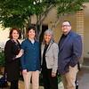 Christa Chiriaco, Ann Rector, Stella Franco Allen and Eric Alvarez