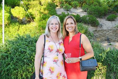 Kathleen Talbot and Cristina Navarrete