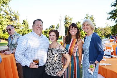 Ryan and Lia Miller, Megan Foker and Helen Bechtolt