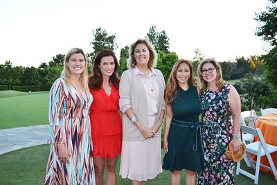 Sarah Rogers, Una Battaglia, Dr. Lori Morgan, Michelle Rose and Lynette Sohl