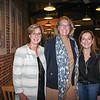 Huntington Hospital Senior Executives Jane Haderlein, CEO Dr. Lori Morgan and host Gale Kohl of Gale's Restaurant