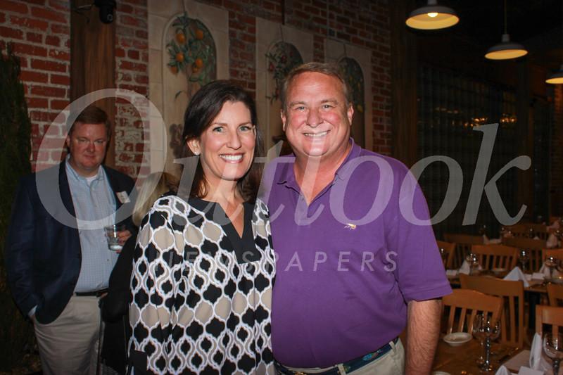 Beth and Rob Hansen