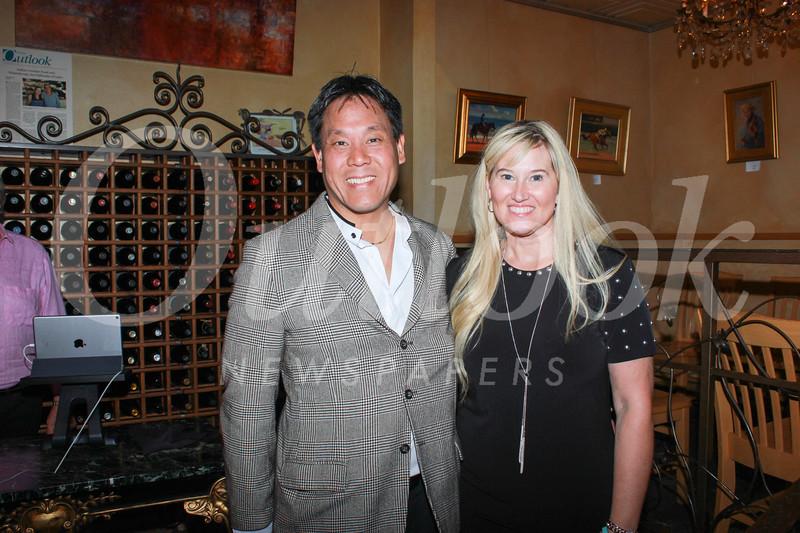 Roger and Rebecca Yang