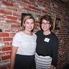 Lindsay Koerner and Cathi Chadwell