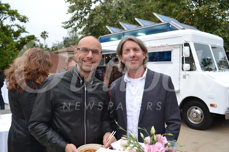 Andrei Marinescu and Matthew Barbato