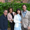 Jim and Vera Hourani with Angelica and Josh Brody