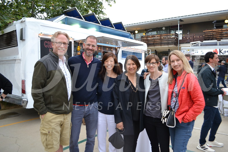 Thomas Unterseher, Charlie Siskel, Patricia Han, Abigail Deser, Nicole Wallens and Annie Brose