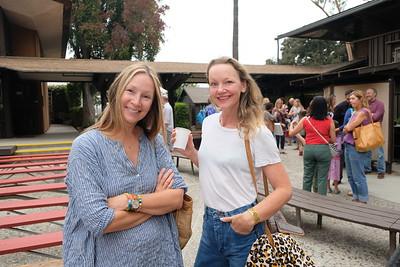 Pietsie Campbell and Rebecca Kirshner