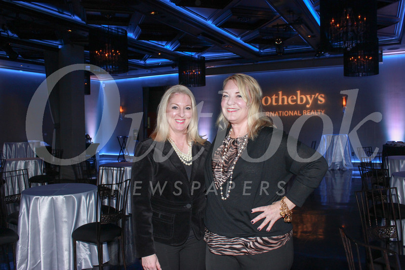 Suzy Hazel and Anne Sanborn
