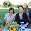 Teresa Chung and Irene Wan