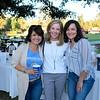 Lorraine Leyva, Cheryl Stewart and Nicolette Fuerst