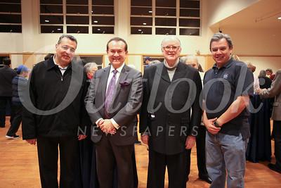 Miguel Salazar, Richard Molina, Tim Mengum and Julio Guzman