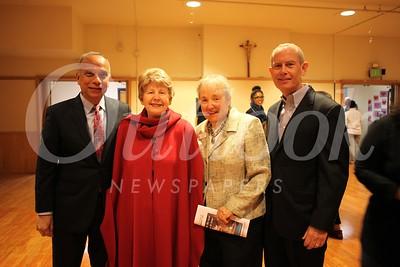 Alfred and Jenne Paiz, Linda Beaven and Stephen Sweeney