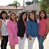 Rosemarie Baraza, Maria Elachi, Lisa Correl, Laura Mejia and Maria Guzman