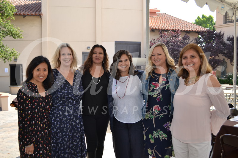 Francina Lopez, Nancy Tupy, Roxana Verano Pichardo, Ileana Barber, Jenny Shepard and Cyndy Amerio