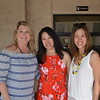 Event co-chairs JoLynn Battany and Sandee Hiyake with Alice Chou Hause