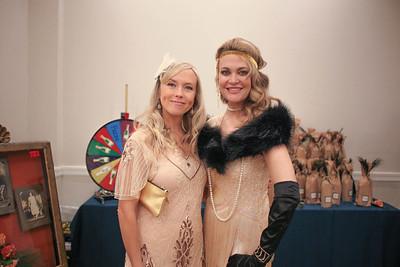 Crysta Halpin and Lisa Burnham