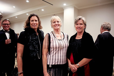 Jeanette Russell, Marguerite Grimm and Joanne Goodwin