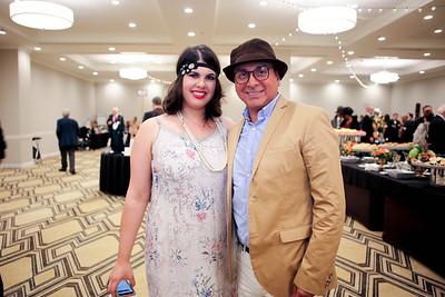 Angelica Rodriguez and Alex Moya