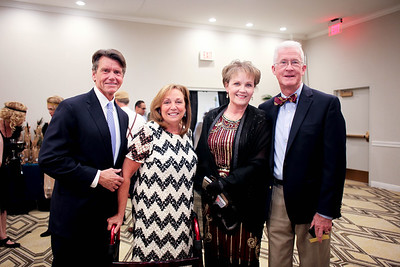 Michael and Ann Malone and Erin and Jeff Talbot