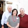 Tom and Margie Romano with Jim Brooks