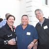Brad Creger, Patrick Longo and John Loftus