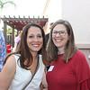 Alison Crist and Amy Giardello