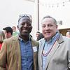 Michael Rweyemamu and Thomas Link