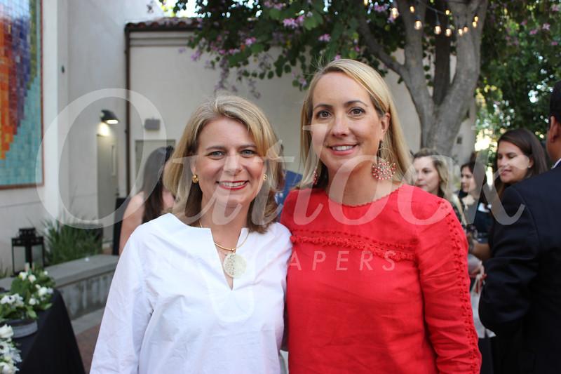 Sheridan Link and Julie Byrne