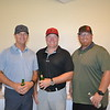 Bruce Beagle, Todd Bowden and Derek Rodrebarak