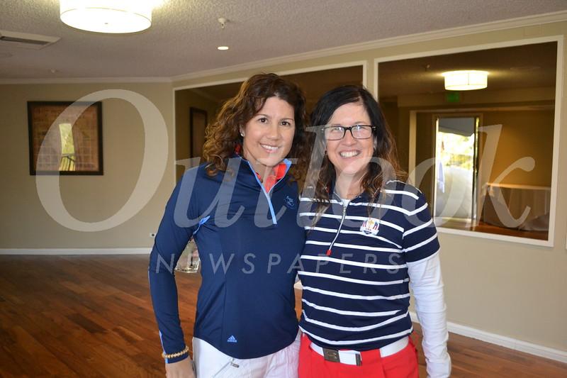 Julie Firestone and Teresa Petersen