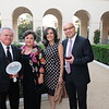 Abel and Rosalia Ramirez, Maria Klahejian and Hacob Khodaverdian
