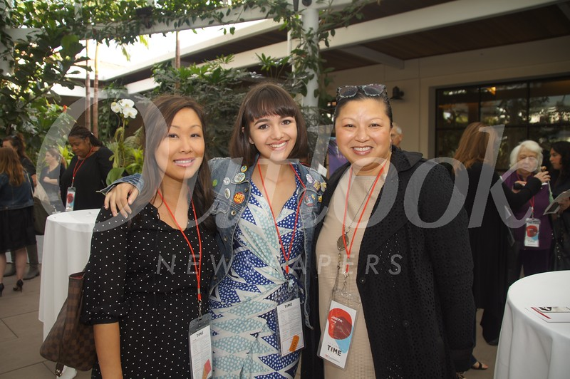 3 Nancy Lim, Taylor Blackwell and Jeanne Chung