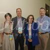 8 Barbara Avouac, John Bracker, Board Member Rachel Countryman and Tim Brunold