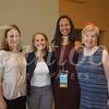 11 Maggie Sabbag, Jennifer Devoll, Board Member Jenna Arak and Judy Wilson