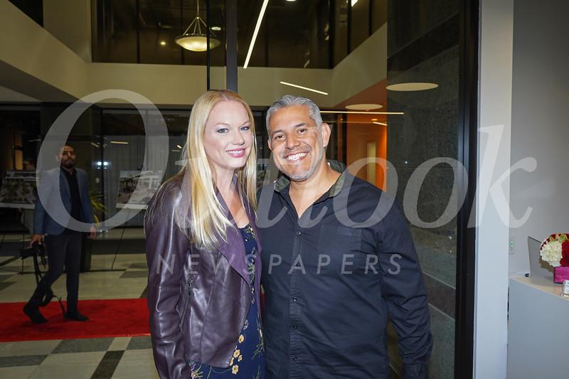 Erica and Ramiro Rivas