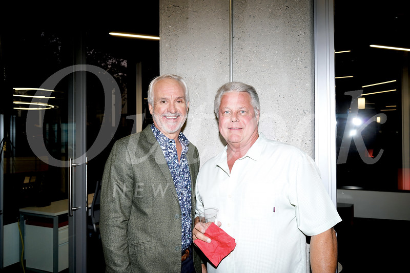 Jeff Russell and Ron Nyeholt