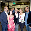 Gus Ruelas, Carla Buigues, Anthony Guthmiller, Rita Whitney and Mauricio Umansky