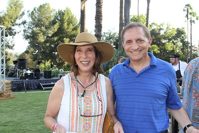 Tammy and Michael Silver