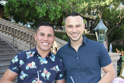 Victor Solis and Carlos Reynoso