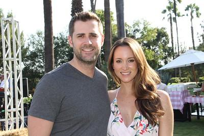 Parker and Lindsey Garcia
