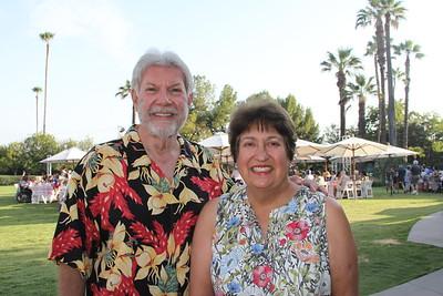 Tom Seifert and Diane Philibosian