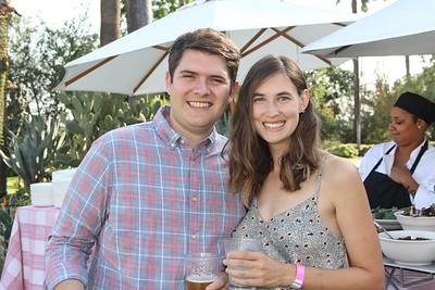 Corey and Sara Pope