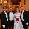 Troy Worley, Tate McGuire, Caroline Diehl and Nicholas Conti