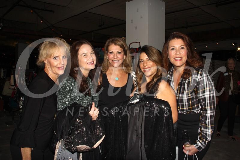 Theresa Hawks, Shea McLaughlin, Cherie Harris, Christy Gomez and Helen Poblano