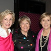 Millie Steinbrecher, Ann McGilvray and Jinny Dalbeck