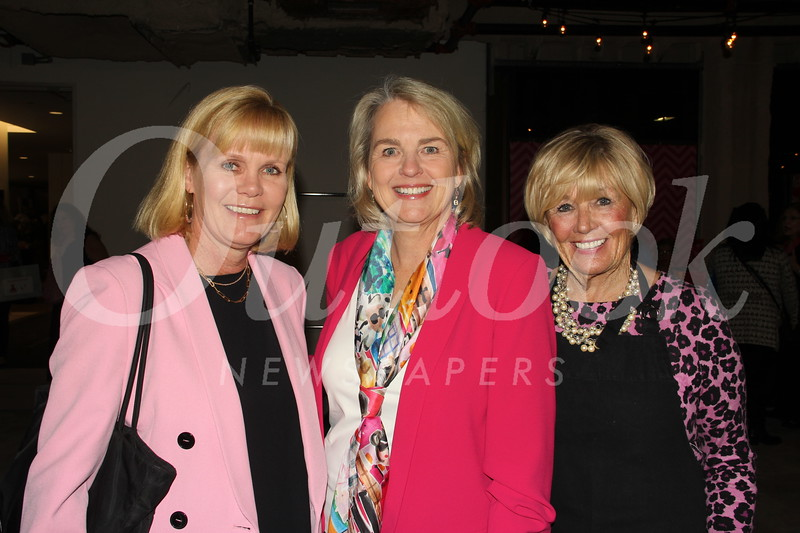 Courtney Hotchkis, Joan Malloy and Ludie Driscoll