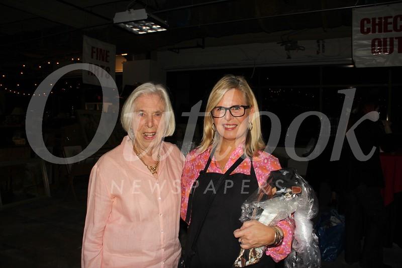 Gayla Gordon and Amy Kessel